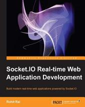 Socket. IO Real-Time Web Application Development