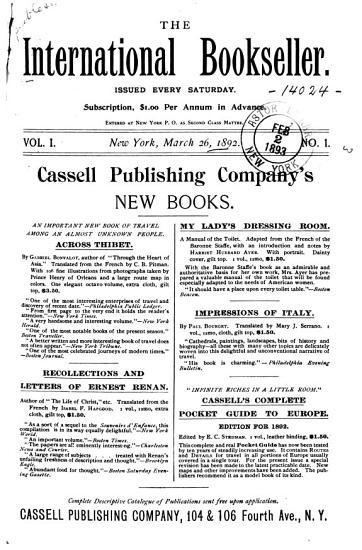International Bookseller PDF