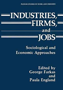 Industries  Firms  and Jobs PDF