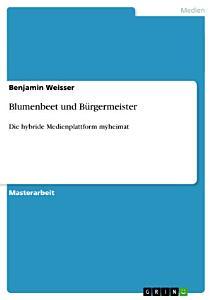 Blumenbeet und B  rgermeister PDF