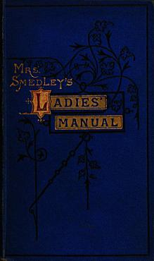 Ladies Manual of Practical Hydropathy  for female diseases  also  directions to mothers how to carry out hydropathy for their children PDF