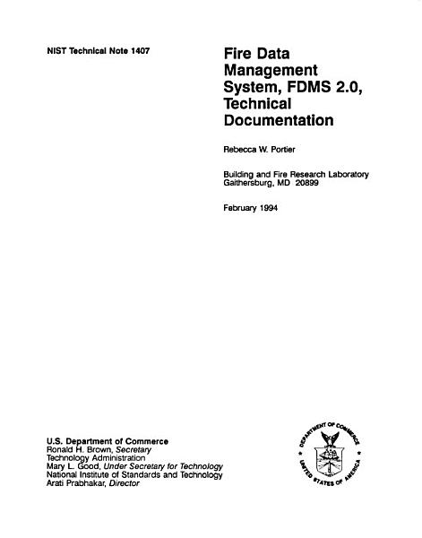 NIST Technical Note PDF