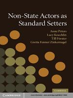 Non State Actors as Standard Setters PDF