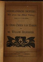 Jhr. Onno Zwier van Haren en Mr. Willem Bilderdijk