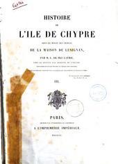 Histoire De L'Ile De Chypre