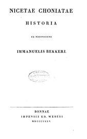 Corpus scriptorum historiae byzantinae: Volume 35
