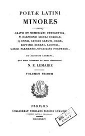 Bibliotheca Classica Latina sive Collectio auctorum classicorum latinorum: Volume 88