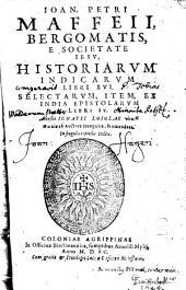 Historiae Indicae