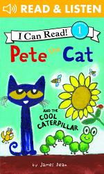 Pete The Cat And The Cool Caterpillar Book PDF