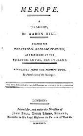 British Theatre: Volume 16