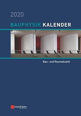 Bauphysik Kalender 2020 PDF