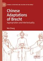 Chinese Adaptations of Brecht PDF