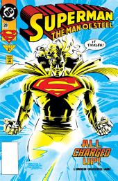 Superman: The Man of Steel (1991-) #28