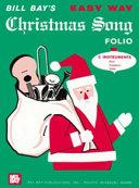 Easy Way Christmas Song Folio C Instruments Edition