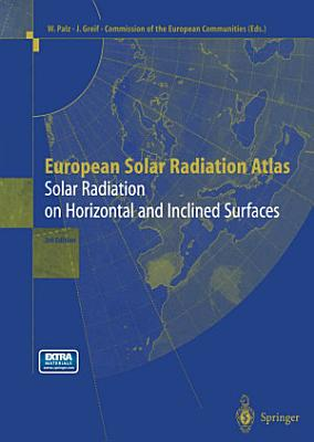European Solar Radiation Atlas PDF