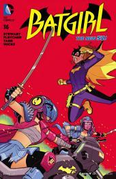 Batgirl (2011-) #36