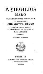 P. Virgilius Maro: Aeneidos liber 9 - 12, Volume 4