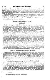 Jahresbericht über die Fortschritte der gesammten Medicin in allen Ländern: Bände 2-3