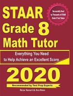 STAAR Grade 8 Math Tutor
