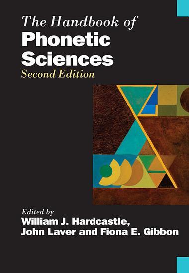The Handbook of Phonetic Sciences PDF