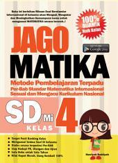 Jago Matika SD/MI Kelas 4: Setiap Materi Bab, diulas secara mendetail dan Fokus. Contoh-contoh soal dan Latihannya, akan membuat kamu terbiasa mengerjakan soal-soal terbaik dan Tersulit di kelasmu. Sehingga hal ini akan menjadi terbiasa dan akhirnya mampu menghadapi soal-soal dalam setiap Ulangan dan Ujian .