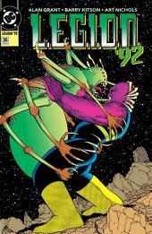 L.E.G.I.O.N. (1989-) #36