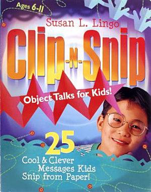 Clip N Snip Object Talks for Kids  PDF