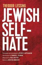 Jewish Self Hate PDF