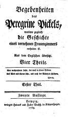 Begebenheiten des Peregrine Pickels PDF