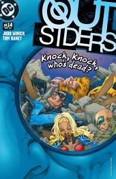 Outsiders (2003-) #14