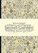 Johanna Basford s Secret Garden Journal