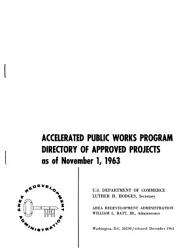 Accelerated Public Works Project Book PDF