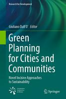 Green Planning for Cities and Communities PDF