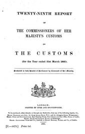 Report of the Commissioners: Volumes 28-35