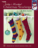 Nicky s Knitted Christmas Stockings PDF