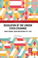 Regulation of the London Stock Exchange PDF