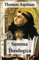 Summa Theologica  All Complete   Unabridged 3 Parts   Supplement   Appendix   interactive links and annotations  PDF