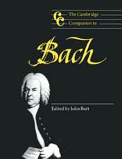 The Cambridge Companion to Bach PDF
