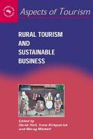 Rural Tourism and Sustainable Business PDF