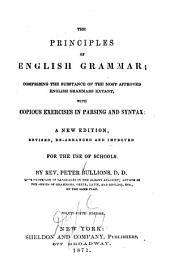 The Principles of English Grammar ...