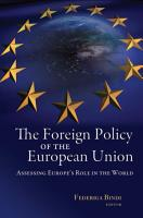 The Foreign Policy of the European Union PDF