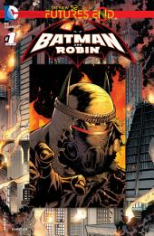 Batman and Robin: Futures End (2014-) #1