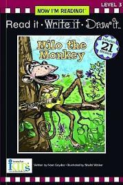 Nir  Read It  Write It  Draw It  Milo the Monkey   Level 3 PDF