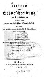 Lehrbuch der Erdbeschreibung zur Erläuterung des neuen methodischen Schulatlasses: Europa, Teil 1