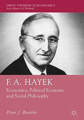 F  A  Hayek