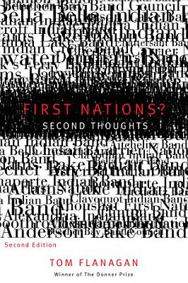 First Nations  Second Thoughts  Second Edition