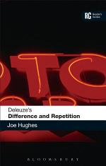 Deleuze's 'Difference and Repetition'