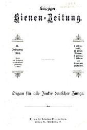 Leipziger Bienenzeitung: Band 19
