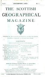 The Scottish Geographical Magazine