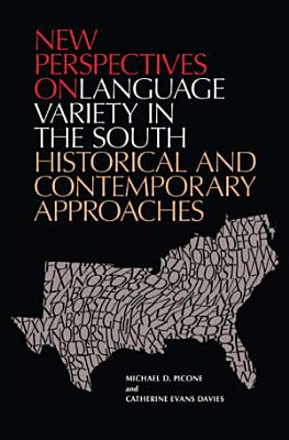 New Perspectives on Language Variety in the South PDF